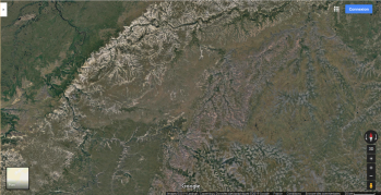 north of yessey big mining area